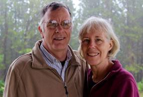 Paul and Bridget Abbott